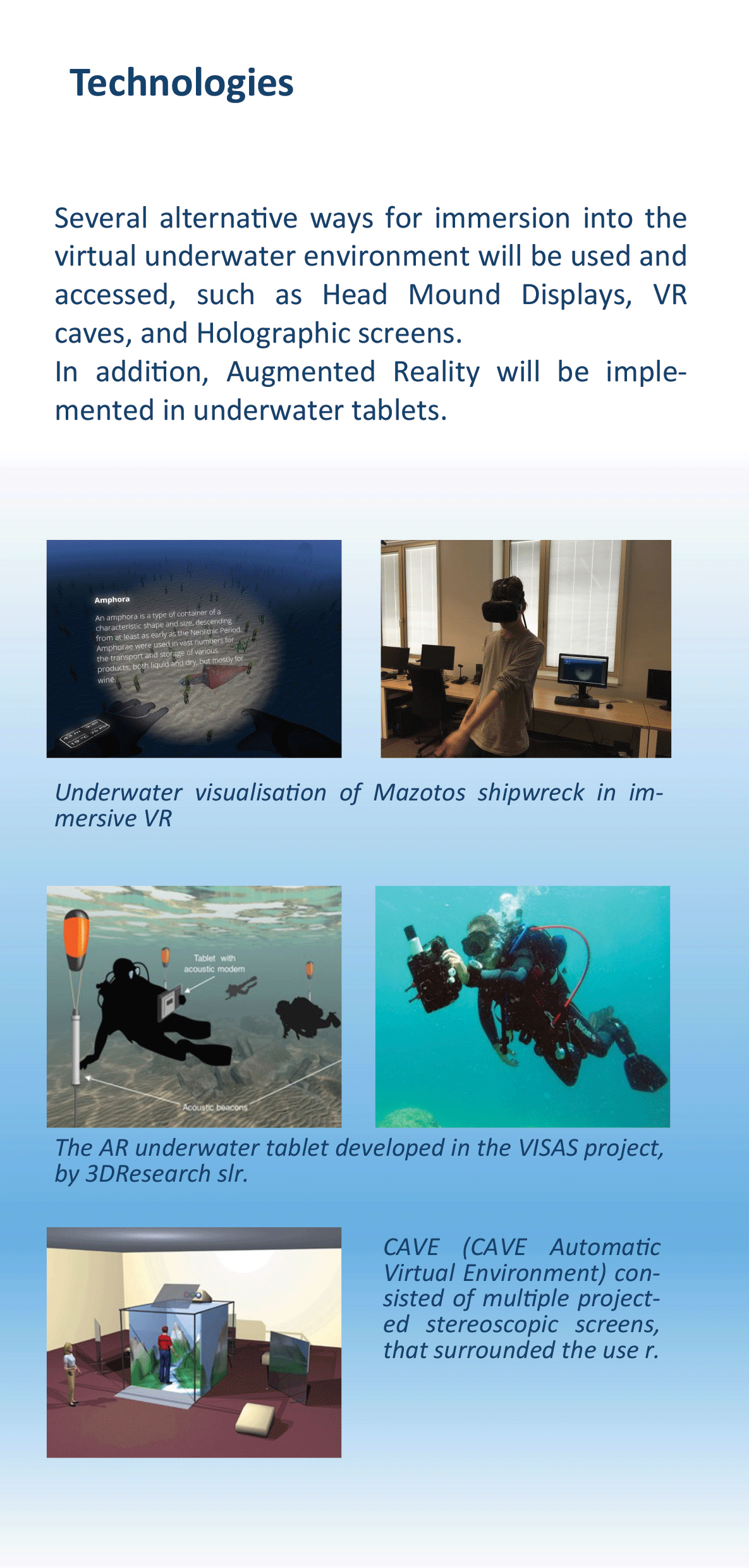 Maritime Archaeological Research Laboratory