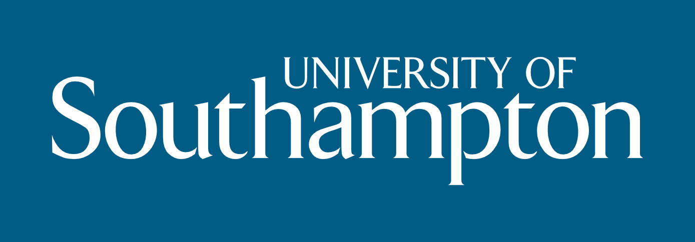 university southampton white on blue 0