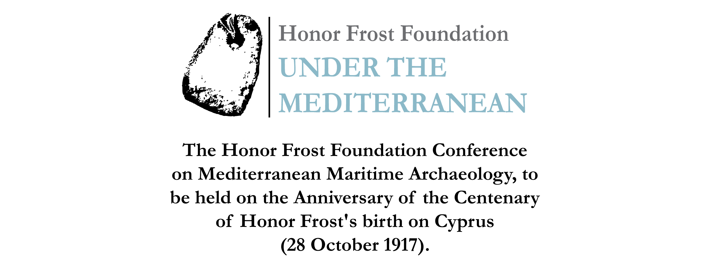 logo under the mediterranean conference